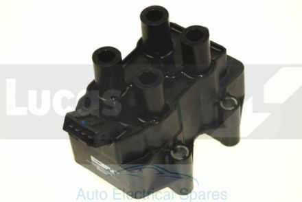 Lucas DMB201 ignition coil pack for MPI twin point injection cars